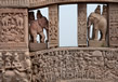 Buddhist Monuments At Sanchi 6