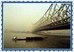 The Howarah Bridge